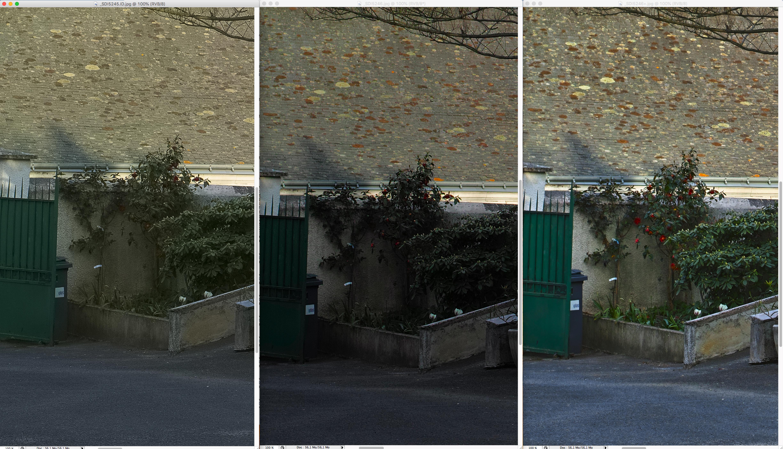 Comparison of the Sigma DP2 Quattro photo quality: Raw (X3F